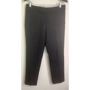 Ann Taylor Loft Black Julia Career Wear Pants
